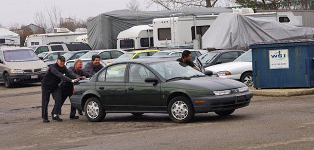 The 4HP Car